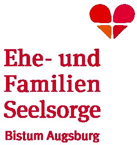 Logo Ehe- und Familienseelsorge Bistum Augsburg