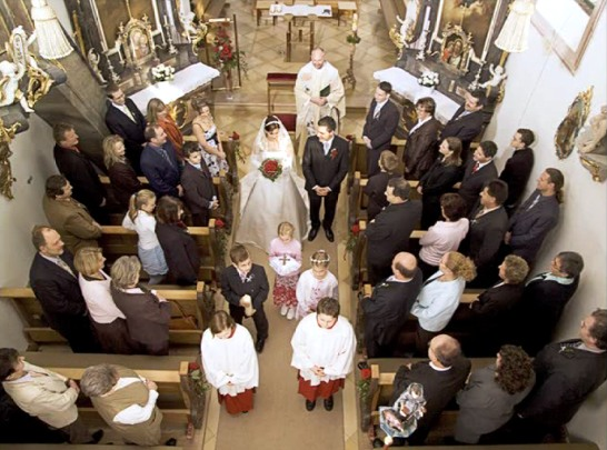 Deutsche Hochzeit Ablauf