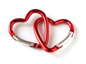 Herzen verbunden