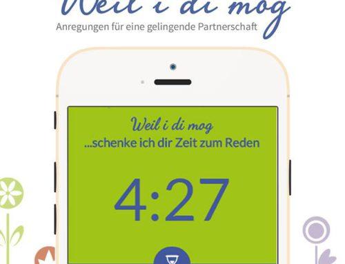 """""""Weil I Di Mog"""" – Neue App zur Beziehungspflege"""