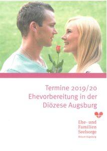 Termine zur Ehevorbereitung 2019_20