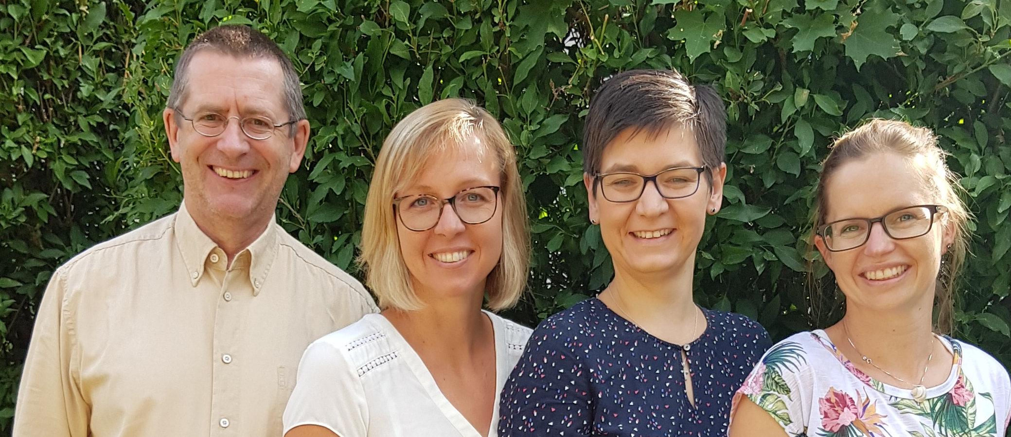 Team der Aussenstelle Augsburg